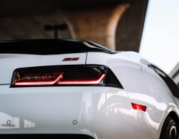 HERO Smoked Sequential Taillights | 2014-2015 Camaro