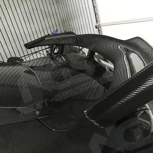C7Carbon ZL1 1LE Wing Spoiler | 2016-2021 Camaro