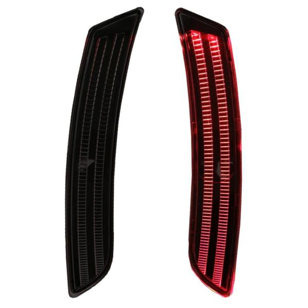 Helix LED Side Markers | 2016-2020 Chevy Camaro
