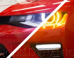 Premium Switchback LED Halo Kit | 16-18 Camaro | Diode Dynamic