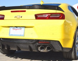 C7Carbon Race Edition Quad Diffuser | 2016-2020 Camaro
