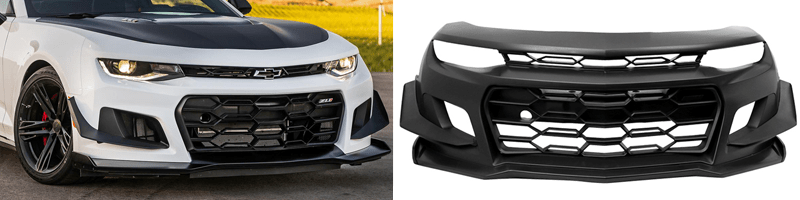 ZL1 1LE Bumper Conversion