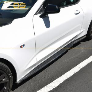 T6 Side Skirts (Unpainted/Carbon Fiber) | 2016-2021 Camaro SS
