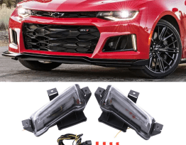 Daytime Running Light/Fog Lights | 2016-19 Camaro LT/RS/ZL1