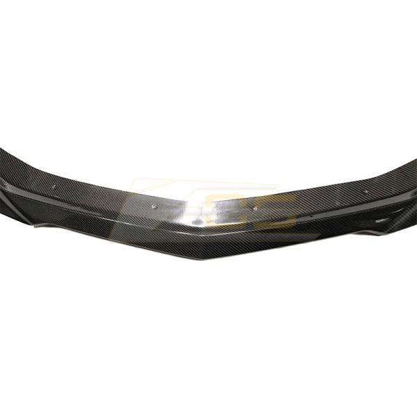 Carbon Fiber ZL1 Style Front Splitter   2016-2021 Camaro LT/RS/SS/LT1