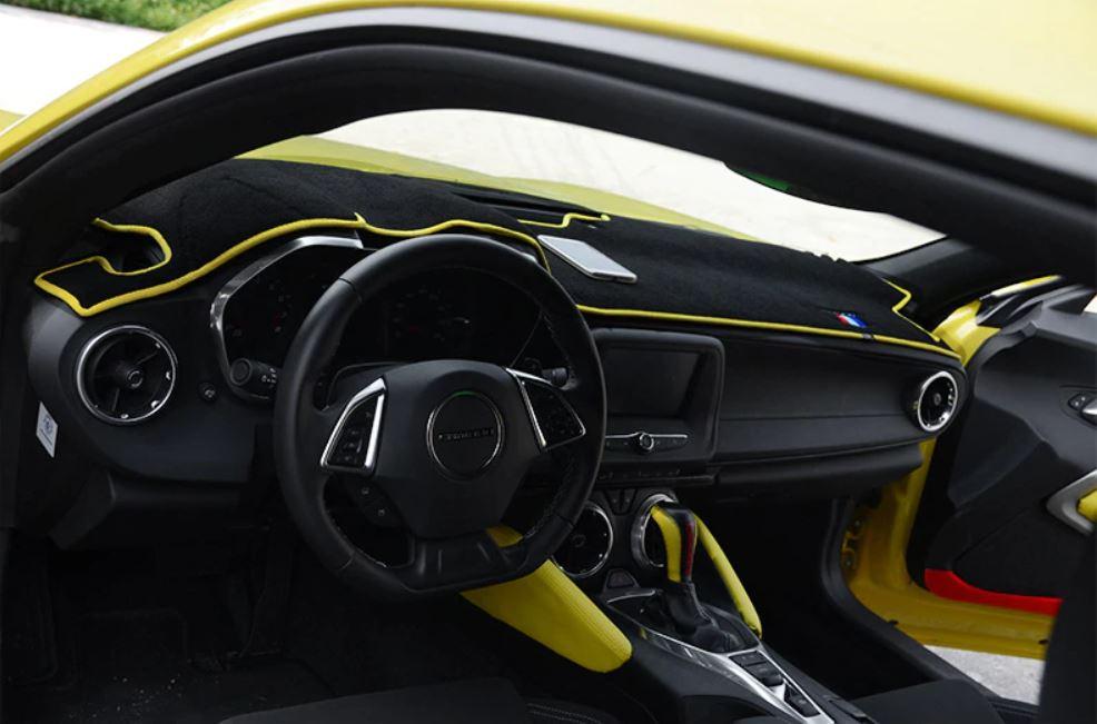 Dekorationsabdeckung Interieur Für Chevrolet Camaro 2016-2020 Langlebig