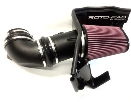 BIG GULP 5″ Cold Air Intake Kit | 2016-20 Camaro SS/ZL1 | Roto-Fab