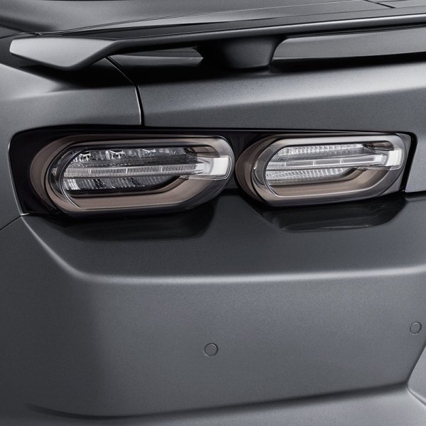 GM Smoked Clear Tail Lamps (GM 84031130) | 2019-2021 Chevy Camaro