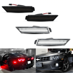 Smoked LED Side Markers | 2010-2015 Camaro