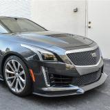 Carbon Fiber Front Splitter | 2016-2020 Cadillac CTS-V
