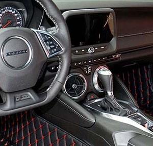 Diamond Stitch Interior Mats (Many Colors) | Any Vehicle