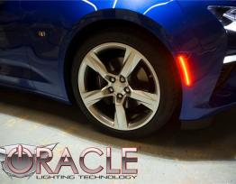 Oracle Side Markers (Clear/Smoked/Ghosted) | 2016-19 Camaro