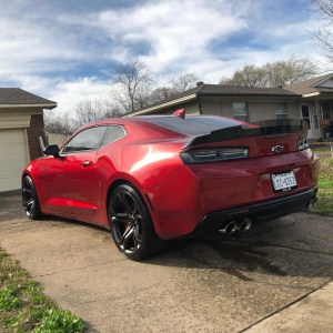 Smoked Lighting Kit 2 | 2016-18 Camaro