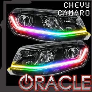 Oracle Color-Shift Headlight DRL Modules  | 2016-18 Camaro