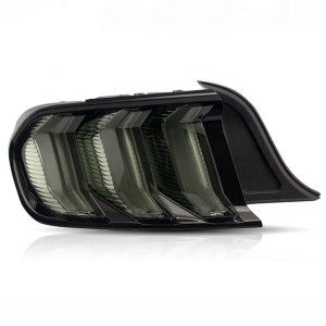 5 Mode Sequential Tail Lights | 2015-2021 Ford Mustang