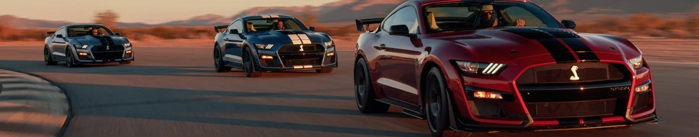 2015-2020 Ford Mustang Parts, Accessories, Performance, & More