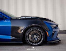 Carbon Fiber Fenders (Pair) – 2016-2020 Camaro   Anderson Composites
