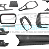 Real Carbon Fiber Interior Trim Kit | 2016-2020 Camaro