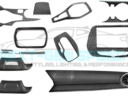 Next-Gen Carbon Fiber Interior Trim Kit | 2016-2020 Camaro