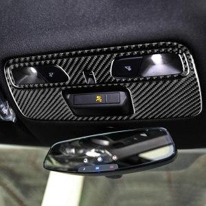 Carbon Fiber Upper Console/Light Cover | 2016-2018 Camaro