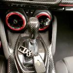 Carbon Fiber Shifter Knob Handle Cover | 2016-2020 Chevy Camaro