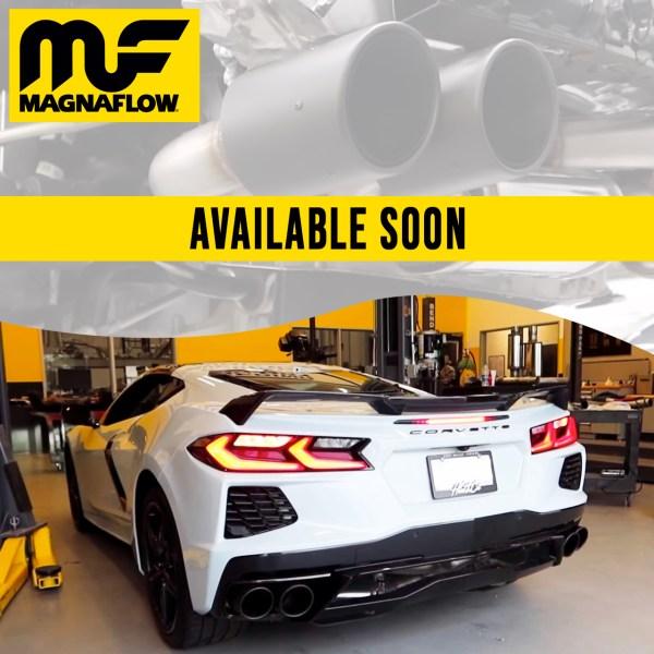 Magnaflow Performance Rear Exhaust System | 2020+ Chevy C8 Corvette