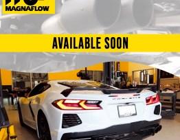 Magnaflow Performance Rear Exhaust System   2020+ Chevy C8 Corvette
