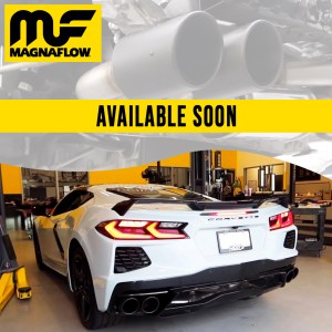 Magnaflow Performance Rear Exhaust System | 2020+ Chevy C8 Corvette