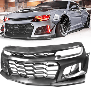 5th to 6th Gen ZL1 1LE Front Bumper Kit | 2014-2015 Chevy Camaro