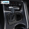 Carbon Fiber Center Console Overlay Kit | 2015-2020 Dodge Challenger
