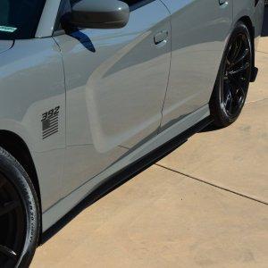 Side Skirts | 2015-2021 Dodge Charger
