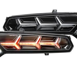 Morimoto XB LED Tail Lights | 2014-2019 Chevy Corvette C7