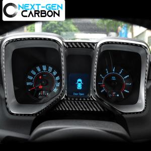 Carbon Fiber Speedometer Trim   2010-2015 Chevy Camaro