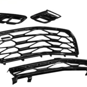 Ikon ZL1 Bumper Air Duct + Grille Kit   2016-2018 Chevy Camaro