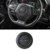 Carbon Fiber Center Steering Ring | 2016-2021 Chevy Camaro