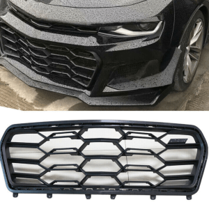 Ikon ZL1 1LE Style Front Bumper Lower Grille | 2016-2018 Chevy Camaro