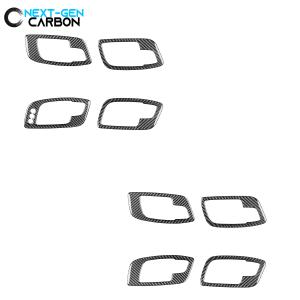 Carbon Fiber Interior Door Handle Covers | 2011-2021 Dodge Charger