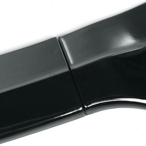 SRT 3PC Front Splitter Lip (Gloss Black/Unpainted) | 2012-2014 Chrysler 300