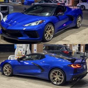 Carbon Flash High Wing Spoiler | 2020+ Corvette C8 – EOS