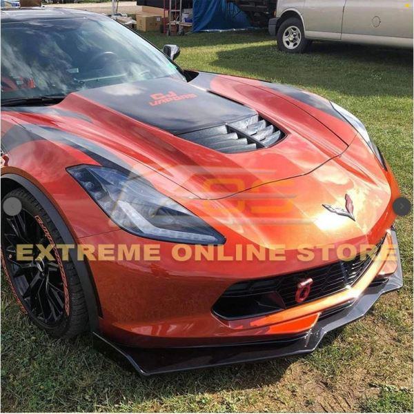 Carbon Flash Stage 2.5 ZR1 Conversion Aerodynamic Full Body Kit – 2014-2019 Corvette C7
