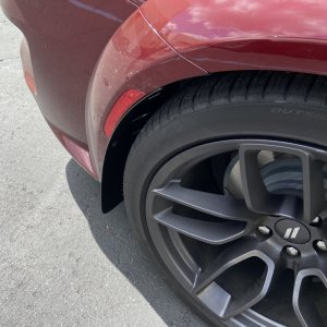 SRT Widebody Deluxe Rock Guards | 2019-2021 Dodge Charger – ZL1 Addons