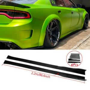 Charger SRT Side Skirts | 2015-2021 Dodge Charger