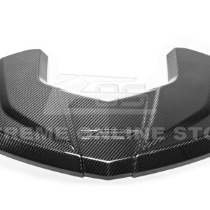 Carbon Fiber Front Engine Cover | 2016-19 Cadillac CTS-V