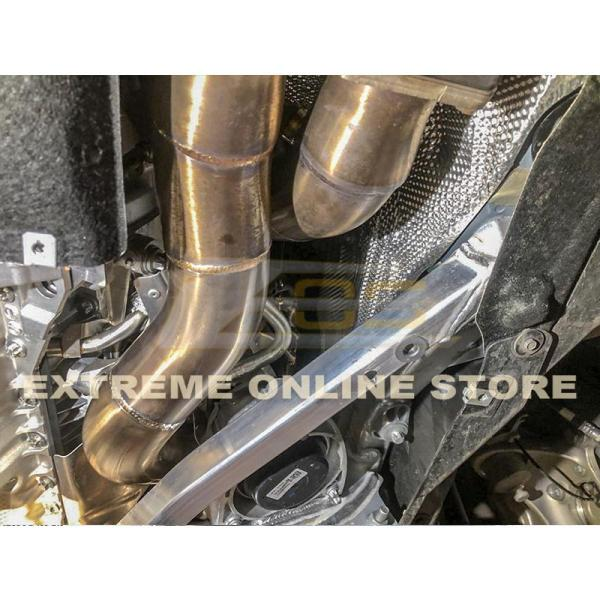 Competition S55 Engine Catless Down Pipes | 2014-Up BMW M4 / M3 / M2