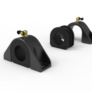 aFe Control 3-Way Adjustable Front + Rear Sway Bar Set  | 2020+ Corvette C8