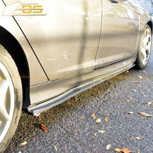 Carbon Fiber Side Skirts Rocker Panels | 13-Up Ford Focus ST | RS