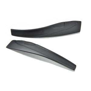 Side Panels Mud Flaps | 2005-13 Corvette C6 Base / Z51