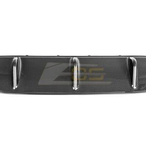 Carbon Fiber Rear Bumper Diffuser | 2015-18 Mercedes-Benz C-Class W205 AMG