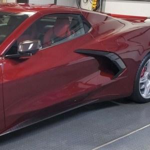 Carbon Fiber Rocker Panel Extensions | 2020+ C8 Corvette – AGMotorsports