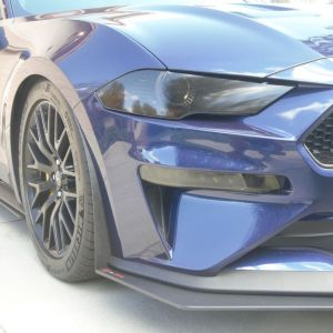 Fender Extension Kit | 2018+ Ford Mustang – ZL1Addons